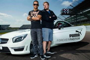 Lewis Hamilton En Hızlı Röportajını Verdi