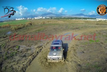 Afrodisia 2014 Cyprus Rally Raid Klibi