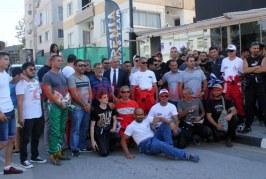 Cyprus Off Road Attack Start Aldı