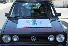 Fiat-Alfa Romeo-Jeep Rallisi'ni Gençler Kazandı