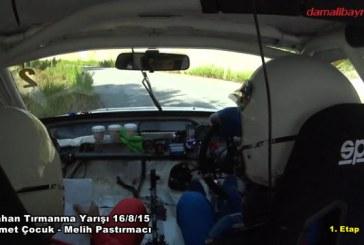 Ardahan Tırmanma Yarışı – Mehmet Çocuk (1.Etap)