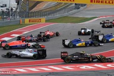 F1 Amerika GP 2015 – Fotoğraf Albümü