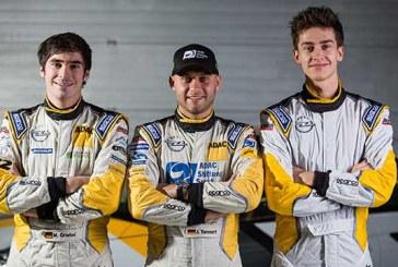 Opel ERC Junior'da 3 Pilota Destek Olacak
