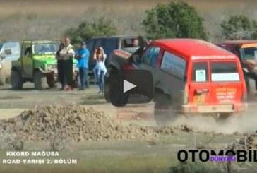 Otomobil Dünyası-Gazimağusa Off Road Yarışı