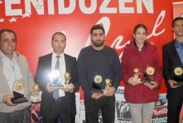Yenidüzen Yılın Spor Ödülleri'ne Motorsporları Damgası