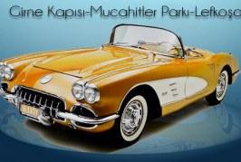 Açık Hava Klasik Otomobil Sergisi 7.Kez Yapılıyor