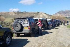 Off Road'cular Geziye Çıkıyor