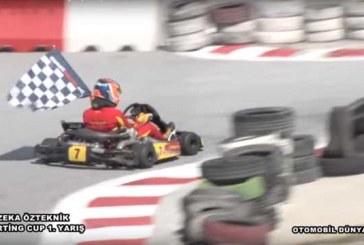 Otomobil Dünyası-Zeka Özteknik Karting Kupası 1.Yarış