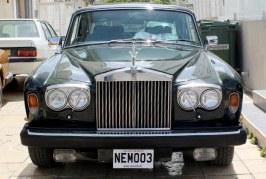 YDÜ 27. Yıl Klasik Otomobil Rallisi Yapıldı