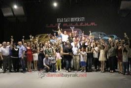 YDÜ 27. Yıl Rallisi Ödül Töreni NEU Otomobil Müzesi'nde Yapıldı