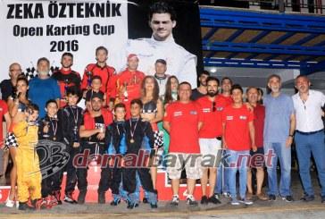 2016 KKOK Zeka Özteknik Karting Kupası Tamamlandı