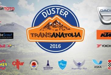 TransAnatolia 2016 Ertelendi