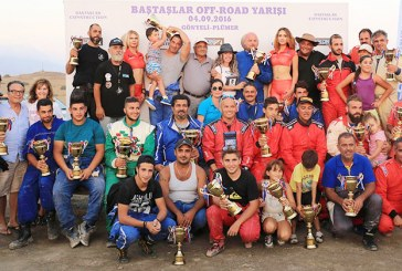 Baştaşlar Off Road Yarışı haber videosu