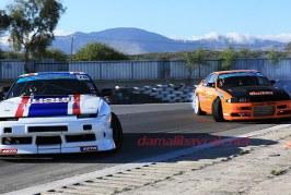 Sezonun 4. Drift yarışı Gazimağusa'da olacak
