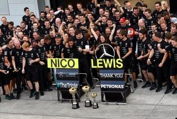 """Çağın Özılgaz: """"Mercedes 2016 F1 takımlar Şampiyonu"""""""