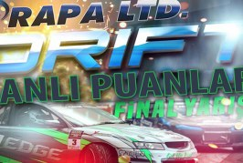 2016 KKTC Rapa Drift Finali Canlı Dereceler