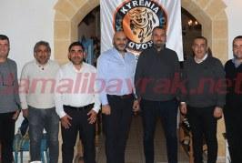 KYOFF Yönetim Kurulu üyeleri tanıtıldı