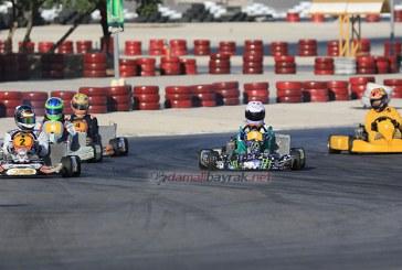 Kartingde 3.yarışın kayıtları açıldı
