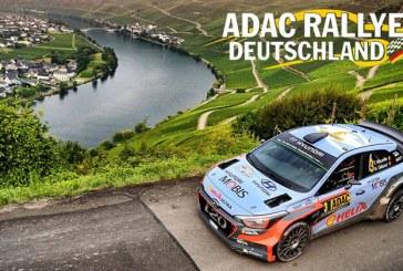 WRC Almanya Rallisi başlıyor