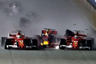 Singapur F1'in ilk virajındaki kazaya ceza yok