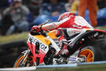 Avustralya'da Marquez kazanarak büyük avantaj elde etti