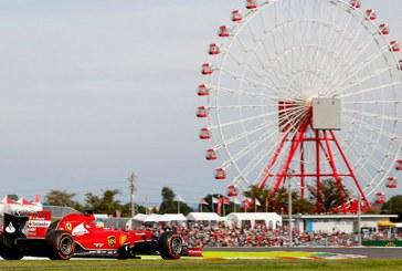 Formula 1'in sıradaki durağı Japonya