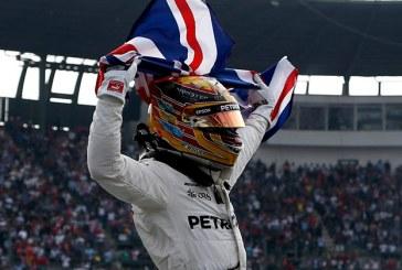 Hamilton dördüncü kez şampiyon