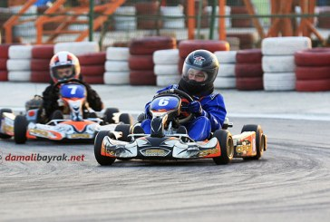Kartingde final zamanı