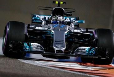 Abu Dhabi'de ilk cep Bottas'ın