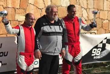 Denner-Topcu ikilisi güneyde ikinci oldu