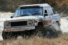 Jeep Renegade Off Road Yarışı hazırlıkları tamamlandı