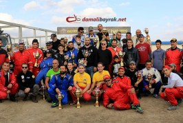 KKORD 2017 Off Road Şampiyonası tamamlandı