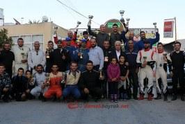 Ovgoroz Rallisi'ni Bulutoğluları-Selio ikilisi kazandı