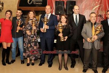 KTKOD Şampiyonlar Balosu yapıldı