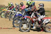 Motocross heyecanı Dilekkaya'da yaşandı
