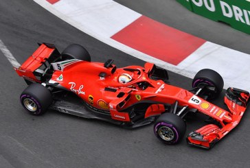 Vettel Azerbaycan'da da pole pozisyonunu aldı
