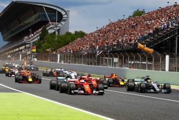 F1'de sıra İspanya Grand Prix'inde