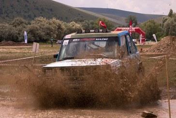 Türkiye Offroad Şampiyonası 2. yarışı Ankara'da yapıldı