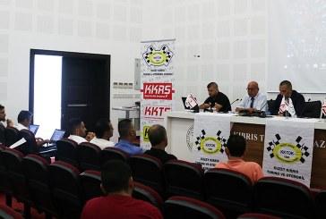 KKTOK'den Kıbrıs Rallisi Lefkoşa Özel Seyirci Etabı basın açıklaması