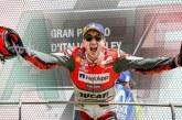 Lorenzo Mugello'da kazandı, Ducati duble yaptı
