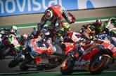 Aragon'da Marquez kazandı