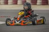 Ertelenen karting yarışı yapılıyor