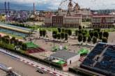 F1'de Rusya Grand Prix'i yapılıyor
